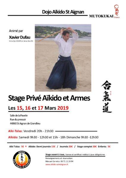 Xavier Dufau @ Saint-Aignan-Grandlieu | Pays de la Loire | France