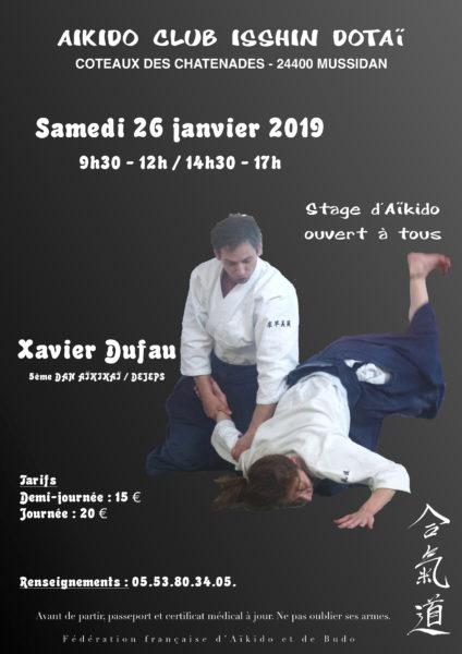 Xavier Dufau @ Mussidan | Nouvelle-Aquitaine | France