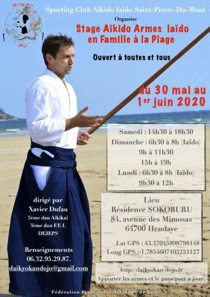 Xavier Dufau @ Résidence SOKOBURU