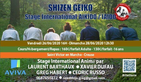 Shizen Geiko - L. Barthaux, X. Dufau, G. Habert, C. Russo