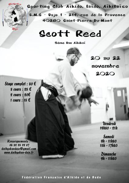 Scott Reed @ E.M.S - Dojo 1